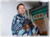 Dorea's Hunters Dream, bei Papa Desperado in Bratislava