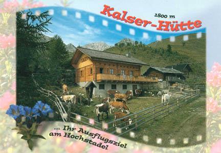 Kalserhuette in Oberdrauburg