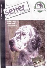 Titelbild: Chickpea Pleasure of Stardust, Master of Setter Day 2004